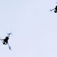 Collision avoidance for drones